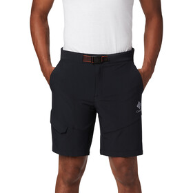 Columbia Maxtrail Pantalones Cortos Hombre, black
